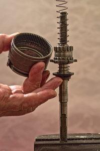 7-Gang Getriebenabe zerlegen, reinigen und neu abschmieren (Bild 15)