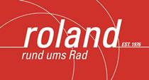 ROLAND Fahrradanhänger Logo