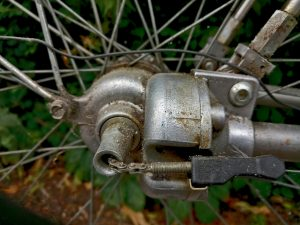 Fendt Fahrrad mit Kardanantrieb Bild 3