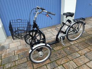 E-Bike Dreirad Pfau-Tec Primo Daum 1