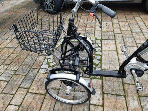 E-Bike Dreirad Pfau-Tec Primo Daum 3