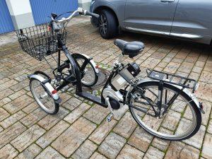 E-Bike Dreirad Pfau-Tec Primo Daum 4