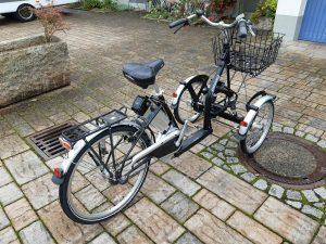 E-Bike Dreirad Pfau-Tec Primo Daum 5