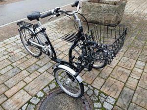 E-Bike Dreirad Pfau-Tec Primo Daum 6