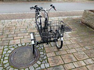 E-Bike Dreirad Pfau-Tec Primo Daum 7