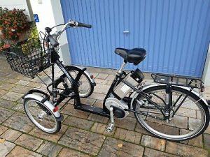 E-Bike Dreirad Pfau-Tec Primo Daum 9
